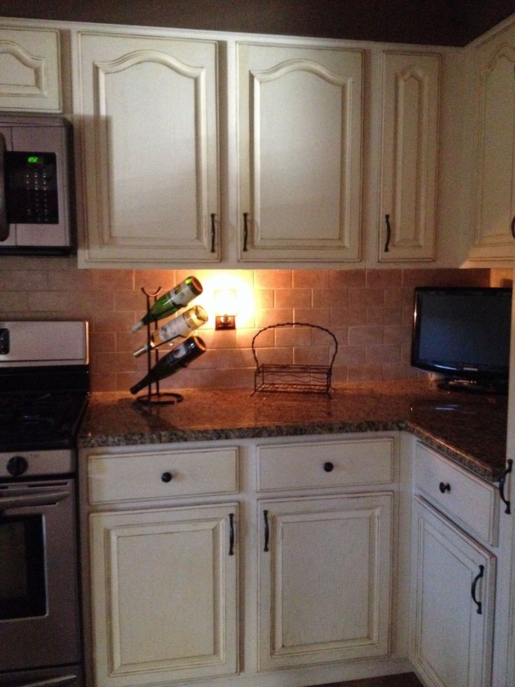 Best Diy Oak Kitchen Cabinet Redo Redo Kitchen Cabinets 640 x 480