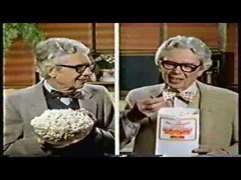 1985 Orville Redenbacher Pop Corn Commercial - YouTube