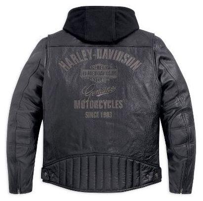 54 best harley davidson leather vests an jackets images on