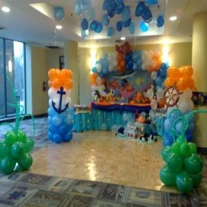 PARTY THEMES FOR BIRTHDAYS