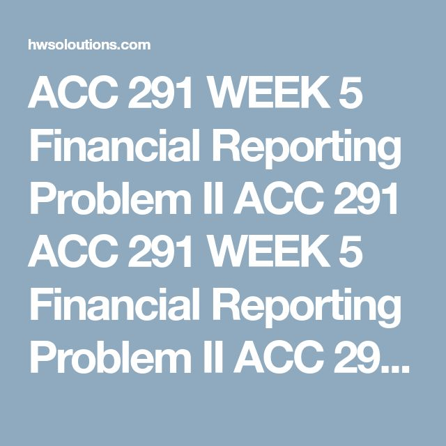 7 best ACC 291 images on Pinterest - inspiration 9 personal financial statement excel