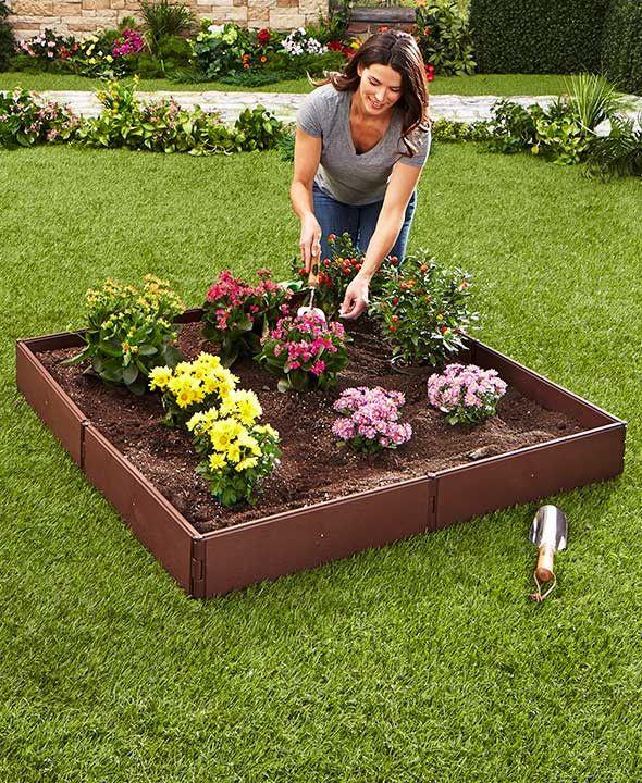 Diy Stacked Herb Garden: 17 Best Ideas About Raised Herb Garden On Pinterest
