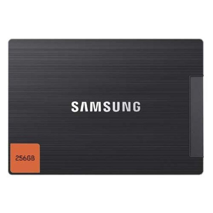 Samsung 830 Series MZ-7PC256D 2.5in 256GB SATA 6.0Gb/s r 520 MB/s w400 MB/s SSD - Refurbished - Brought to you by Avarsha.com