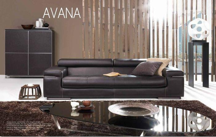 Natuzzi Italia Avana Leather Sofa   Natuzzi Italia Philadelphia   321 South  Street   (215