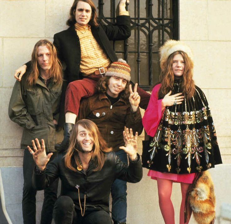 Janis Joplin with Big Brother and the Holding Company, San Francisco, 1967.... -Linda McCartney - latimes.com