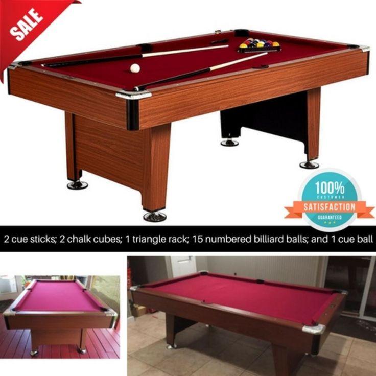 Professional Billiard Table Full Size Pool Snooker Tables Game Room COMPLETE SET #BarringtonBilliards