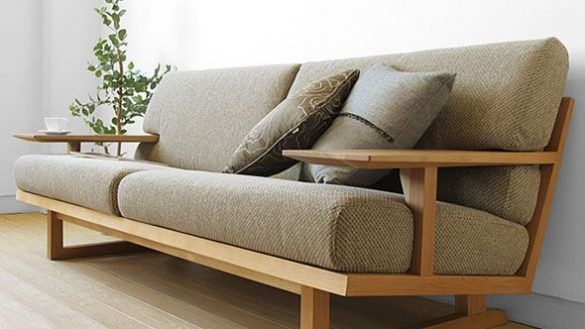 Interior Wood Couch Frame Incredible Awesome With Wooden 76