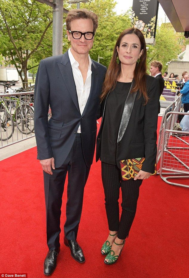 Colin Firth's son Will talks comparisons with his famous ...