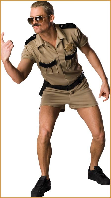 Halloween Costumes Reno 911 Lt Dangle Costume Mens HalloweenCostumes4u.com $35.15