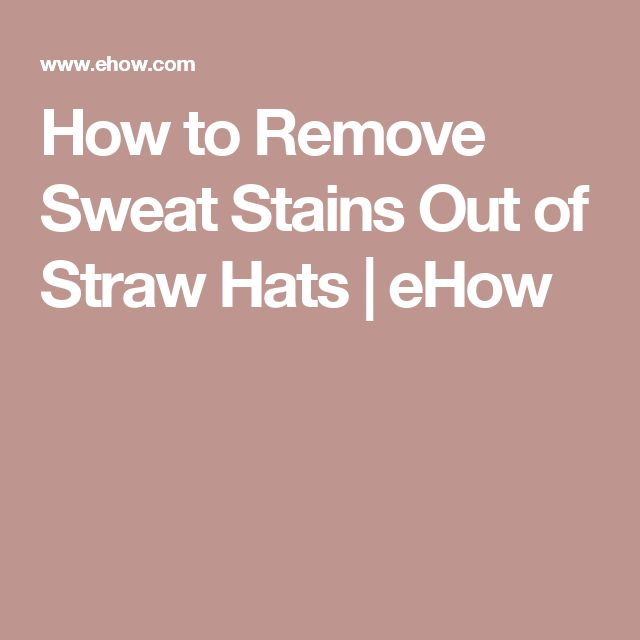 17 Best Ideas About Sweat Stains On Pinterest Remove