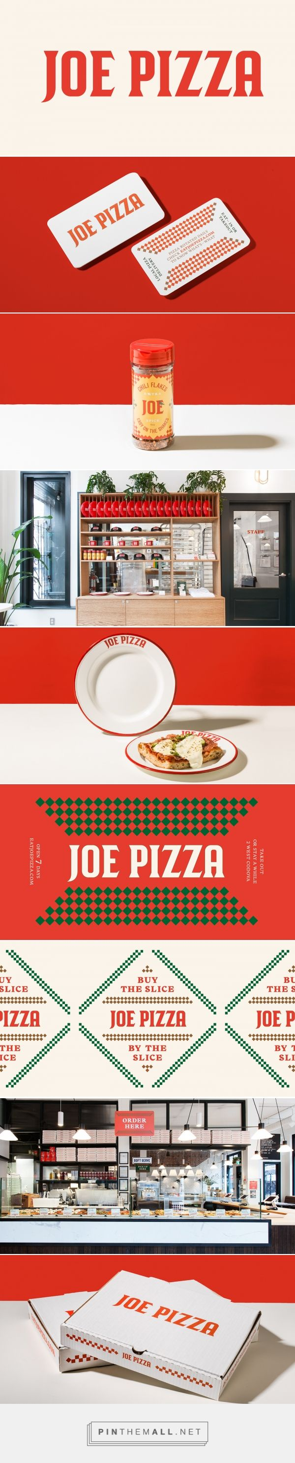Joe Pizza on Behance... - a grouped images picture - Pin Them All