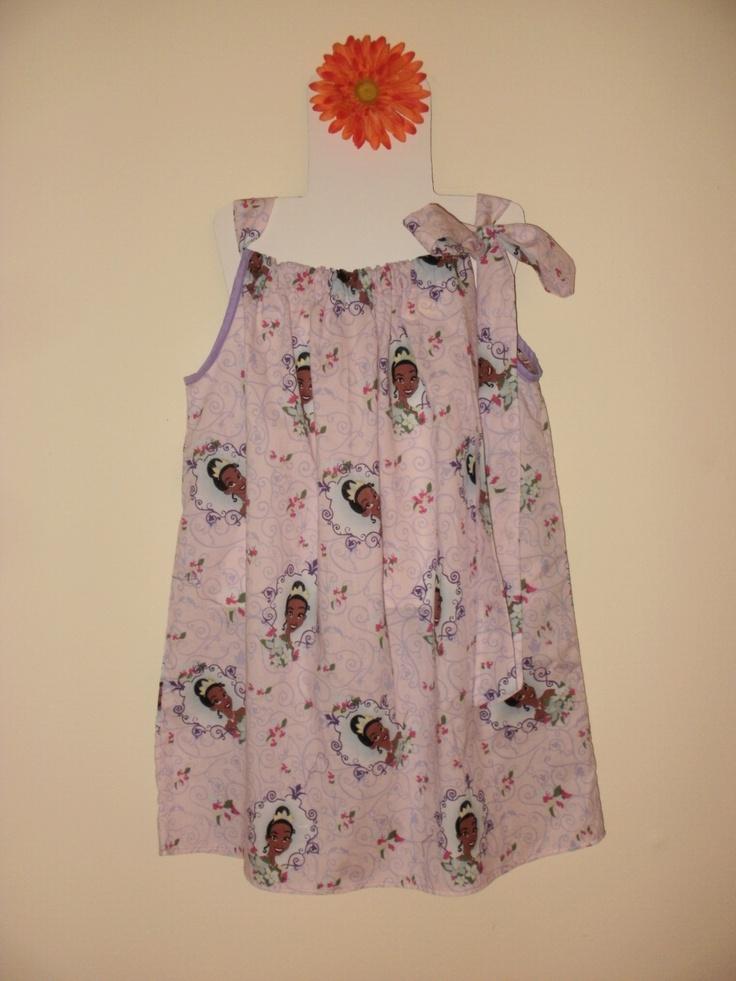 Handmade CHILDRENS Pillowcase Dress The by AquamarsBoutique, $10.00