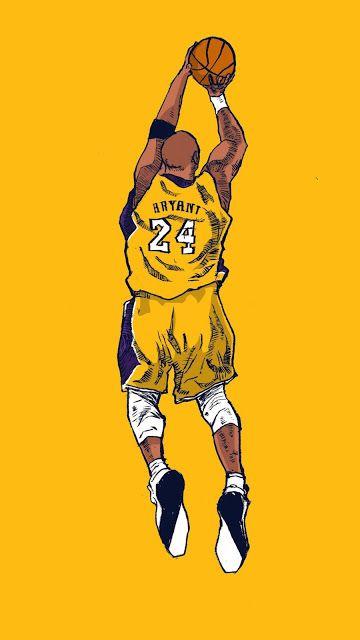 Kobe Bryant Cool Hd Wallpaper For Iphone Kobe Bryant Wallpaper Kobe Bryant Poster Kobe Bryant Tattoos Cool basketball wallpapers kobe bryant