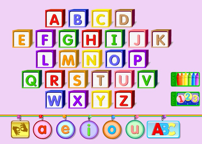 Creative Playhouse: Online Games for Toddlers