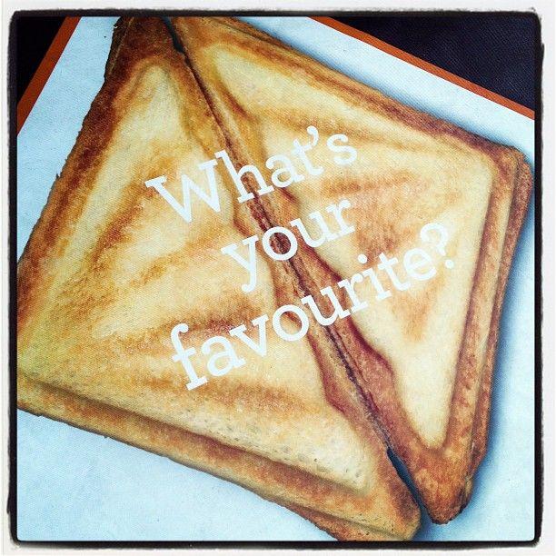 Whats your favourite Jaffle? @jafejafflekombi #foodtrucks #foodtruckfridays