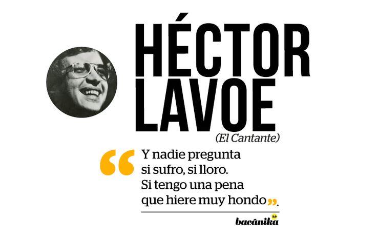 Héctor Lavoe @bacanika