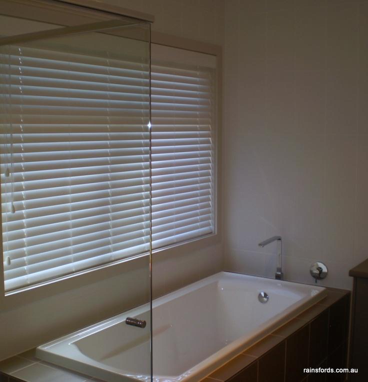 Timber venetian blinds in St Morris home Adelaide by Rainsfords Adelaide  http://rainsfords.com.au/index.php/timber-venetian-blinds/#