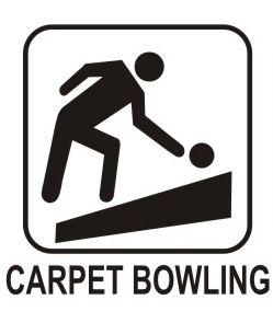 carpet bowl