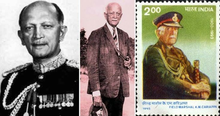 #Remembering Field Marshal Kodandera Madappa Cariappa – The First Indian Commander-In-Chief of the Indian Army who Never Looked Back: . #InspirerToday #FirstIndian #BornOn28January