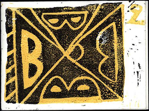 B.B.² [couverture version jaune]