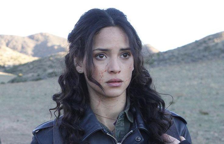 "Adria Arjona stars in ""Emerald City."" (NBC/Rico Torres/NBC)"