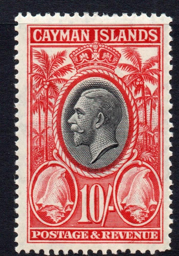 1938 British #41 Vf Mint Hinged Ascension Postage Stamp