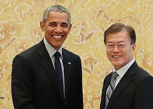 Shadow Government President Obama Held Secret Meetings With South Korean President To Discuss…Trump?