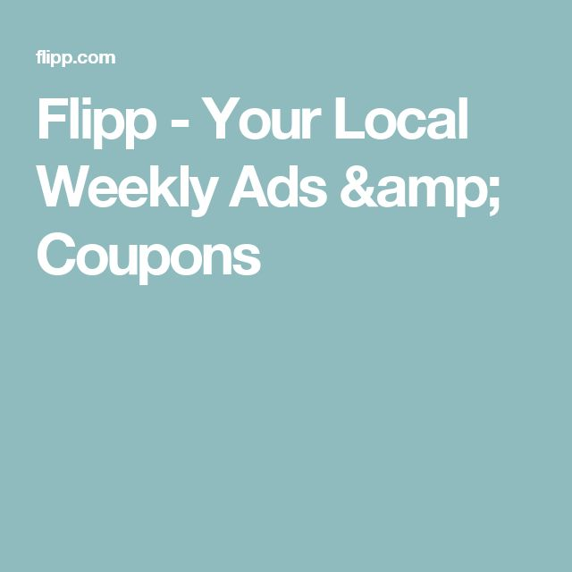 28 best coupons discounts etc images on pinterest coupons flipp your local weekly ads coupons fandeluxe Image collections