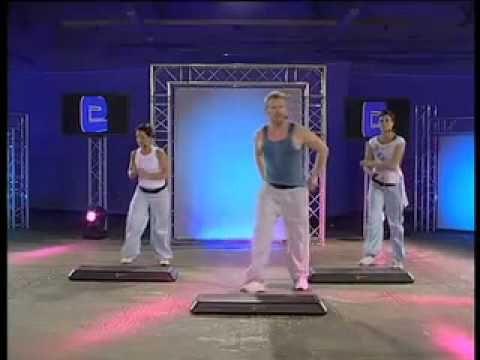 "▶ Step Choreography ""Step Sensation"" DVD- Robert Steinbacher @ www.evolution-DVD.com- - YouTube"