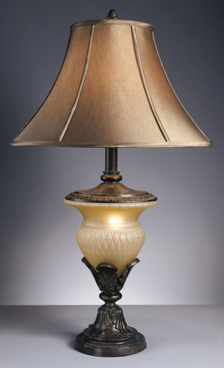 Lamps Shades Lighting Ceiling Fans The Home Depot Bronze Table