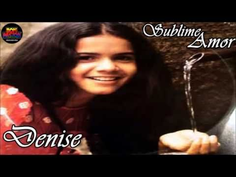 LP COMPLETO  - Denise  - Sublime Amor. Vamos relembrar os louvores antigos?  Muitos deles já foram esquecidos, mas o interessante é que ainda possuem unção...  Confira este cd evangélico completo!