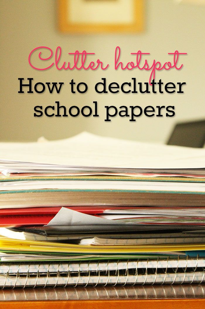 42 Best Images About Organize Paper Files On Pinterest