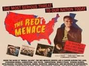 The Red Scare - Promotion of fear against radical leftism and communism. Even though the United States economy was booming with capitalism. The Red Scare protected American family values and the settlers tradition by promoting fear against the Communist menace which threatens all modern aspects of an American society.