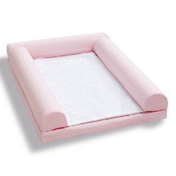 Wickelauflage rosa