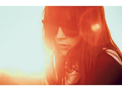 #bangs, #sunglasses: Hair Beautiful, Whimsical Photography, California Girls, Character Inspiration, Color, Lights Photography, Sun Flare, Lens Flare, Girls Portraits