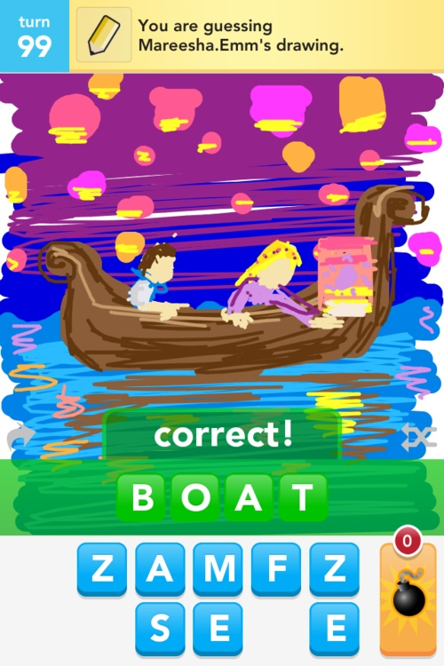 Best Draw Something ever :). How do you even do this?!? Like are you a wizard?