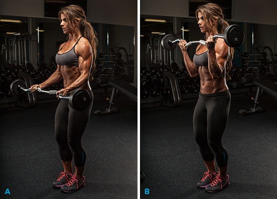 Bodybuilding.com - Fitness 360: Jen Jewell, Training Program