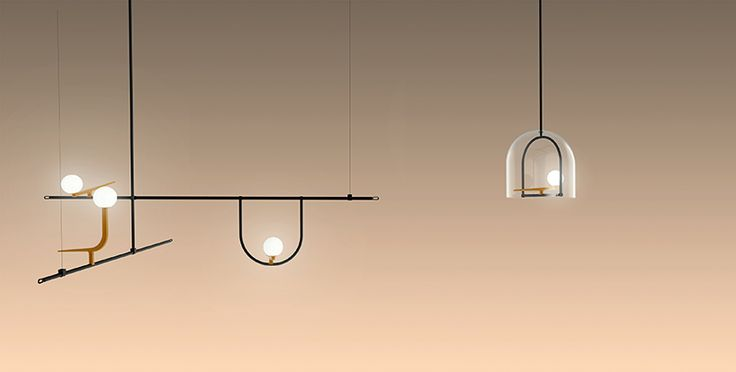 They still got it! #lighting #uniquelighting  comprised of a pendant, floor and table lamp, the collection captures the delightful scenes encountered daily in shanghai's street life.