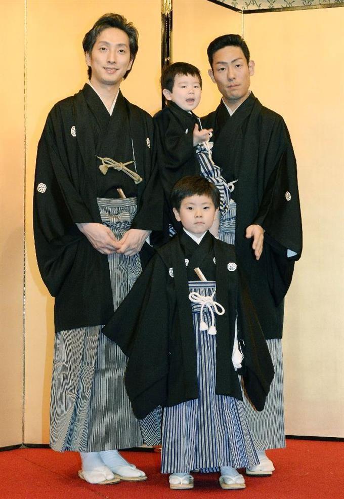 勘九郎さん息子、初舞台へ 勘太郎と長三郎名乗り - 産経フォト #勘九郎 #歌舞伎 #kabuki
