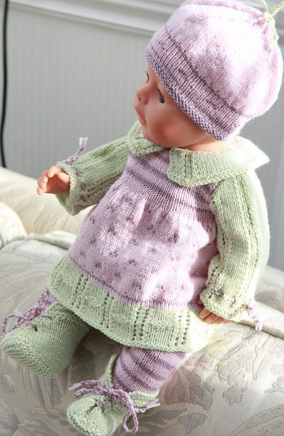 155 best images about Doll clothes knit/crochet - Baby ...