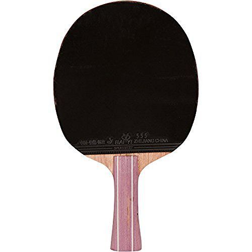 Caleson Professional Table Tennis Racket with Double Carbon Blade .Ping Pong Paddle.Advanced Edition.Open Grip