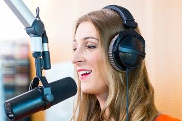 How Voice Acting Helps One Woman Make Thousands on the Side