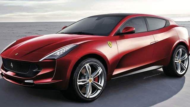 2019 Ferrari Suv Hybrid Concept Hybrid Car Ferrari Price Ferrari