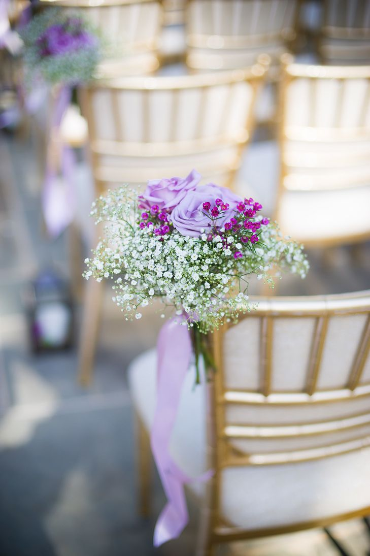 95 best wedding ceremony flower decor images on for Wedding ceremony decorations
