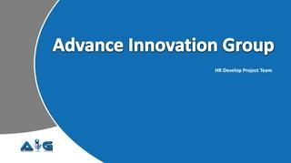 Advance innovation group pmp hr develop project team  Develop project team is the process of improving the competencies, team interaction, and the overall team environment to enhance project performance.