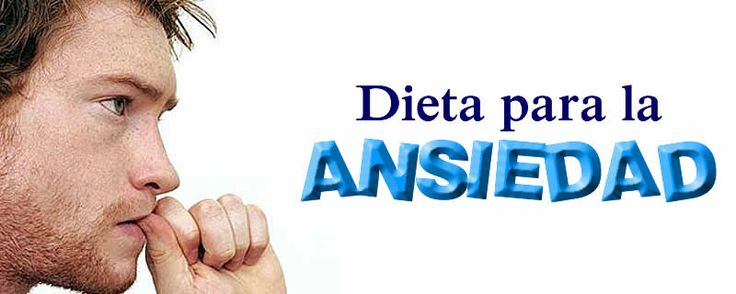 Dieta para la Ansiedad - http://medicinadedios.info/dieta-para-la-ansiedad/ -   Este trastorno es un sentimiento o emoción que surge en situaciones de alerta, como el miedo, la preocupación, tensión y angustia.   La dieta adecuada para paliar estos síntomas y que ayudará a corregirla está basada en alimentos tranquilizantes y especialmente con alimentos antioxidantes, vitamina B y magnesio. La vitamina B1 es necesaria para que el sistema nervioso se nutra adecua