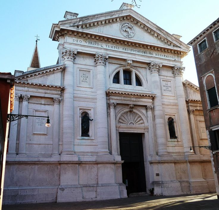 S francesco dl vigna - Category:Facade of San Francesco della Vigna (Venice) - Wikimedia Commons