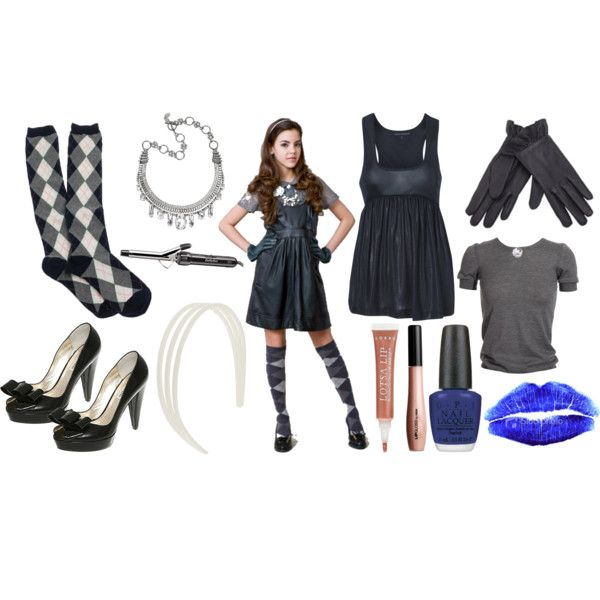 """Alicia Rivera's Outfit From The Clique Movie"" by katie225 on Polyvore"