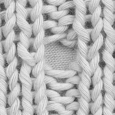 Knopflöcher stricken - Abbildung 4