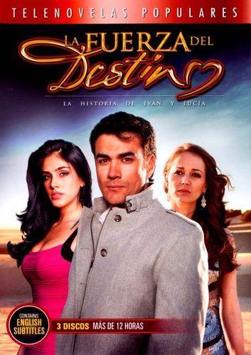 La Fuerza del Destino [3 Discs] [DVD]
